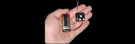Überwachungstechnik Minisender