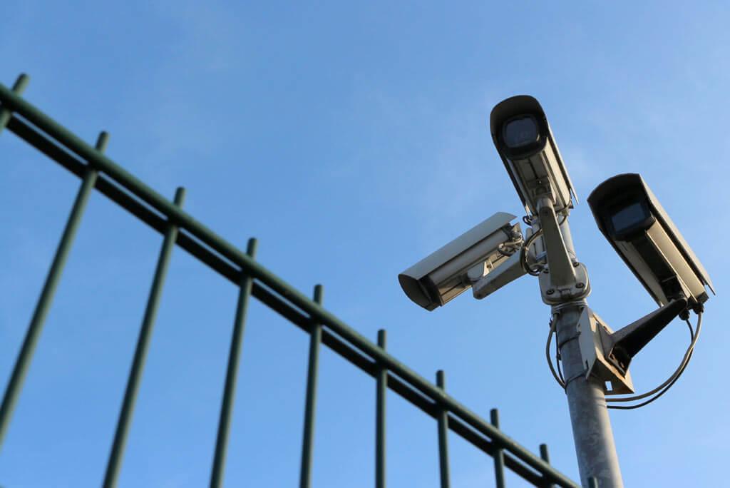 Ziemlich Elektrische Schaltpläne überwachungskameras Ideen - Die ...
