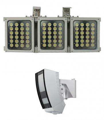 White light Illuminator S-S203D-15-A-W