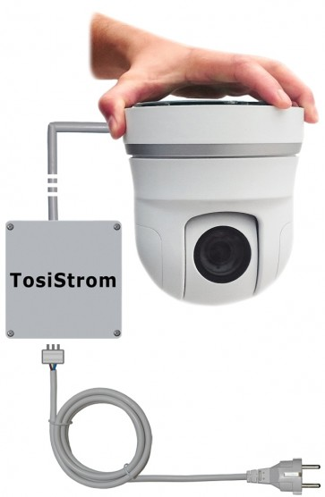 TosiStrom-extern Innen IP-High-Speed-Dome-Kamera 1.3 MP Toppreis!