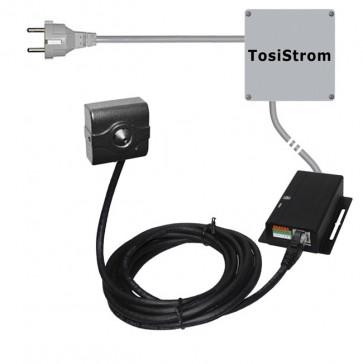 "TosiStrom-extern 1K 2MP HD-Netzwerkkamera ""Indoor"""