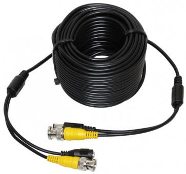 30 m Qualitäts-Kombi-Video-Stromkabel für PAL/AHD/SDI-Überwachungskameras