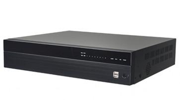 49-Kanal TosiNet 4K 8MP SMART-PoE-RAID-Rekorder & Kontrollcenter