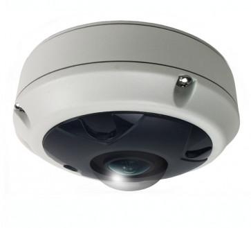 "TosiNet 8 MP Netzwerkkamera ""Panorama"" 180 - 360 Grad"