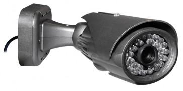 TosiDark Panasonic-Chip 1080p Tele-AHD-Auto-Iris-Power-IR-Überwachungskamera