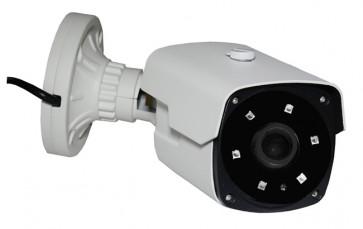 TosiTech SONY® Exmor™ SDI Power-IR-Außen-Kamera weiss