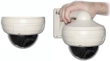 TosiTech SONY® Exmor™ 4MP AHD-IR-Dome-Kamera