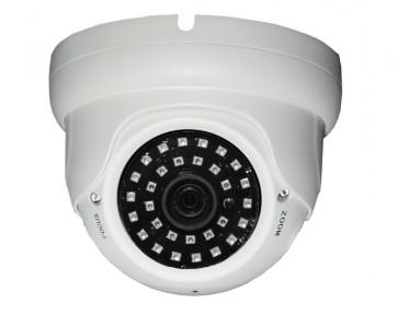 TosiDome SONY® Exmor™ 1080p SDI-IR-Dome-Kamera weiß