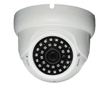 TosiTech Sony-Chip 1080p Tele-SDI-IR-Außen-Dome-WDR-Kamera