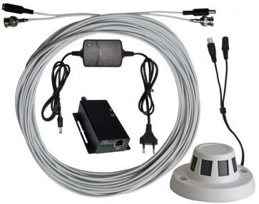 TosiNet Rauchmelderkamera mit Webserver