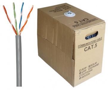 305 m Pull-Box ungeschirmtes Netzwerkkabel für innen CAT5