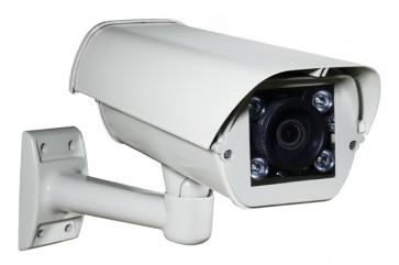 """TosiNet 2K 4MP Realtime 230 V Infrarot-Netzwerkkamera """"Vario-Klassik-Outside"""""""