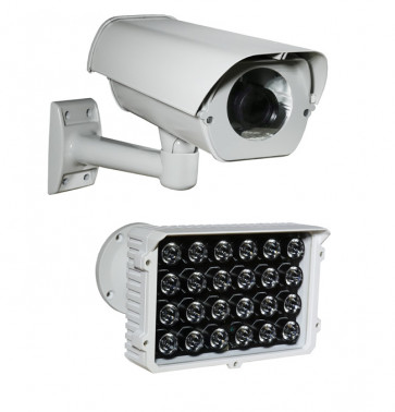 "TosiStrom-direkt 2K 4MP Realtime Kamera ""HighPower-IR-Outside"""