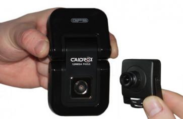 "TosiTech ""Doublecam"" Video- & GPS-Fahrtenaufzeichnung"