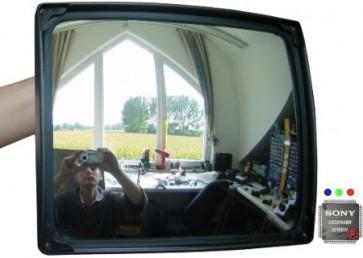 TosiSpy 0,1 Lux Color-SONY ® EXview-Tag/Nacht- Spiegel-Kamera