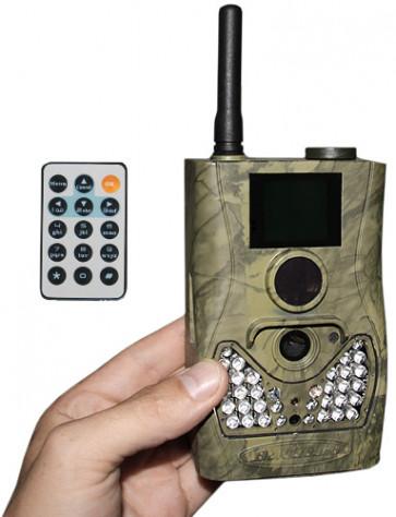 TosiTech 8MP GSM-Military-Design Foto/VGA-Video-Cam
