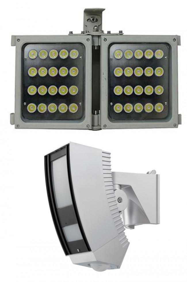 Hervorragend TosiFlut Power 60 Weitwinkel + Bewegungsmelder 50/30 - LED LU33