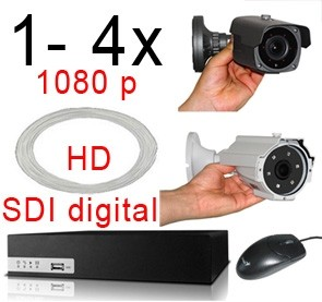 HD-SDI-Set