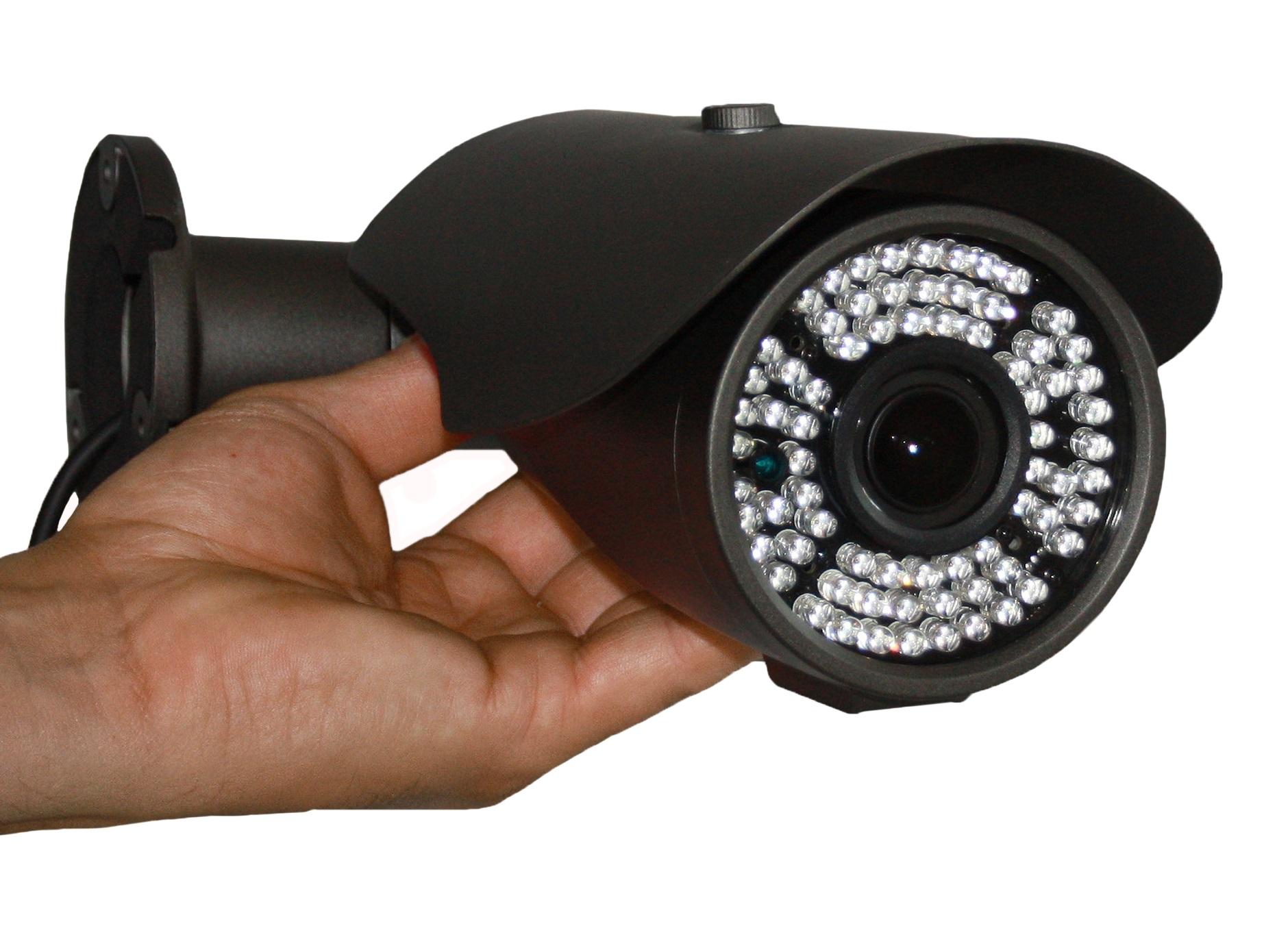 tosinight sony effio d wdr berwachungskamera alu vario power sd kabelkamera pal. Black Bedroom Furniture Sets. Home Design Ideas