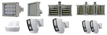 LED-Flutlicht