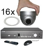 HD-SDI-Videoüberwachung-Set
