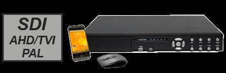SDI Überwachungskamera Aufzeichnung