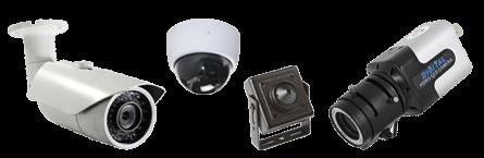 HD-SDI-Überwachungskameras