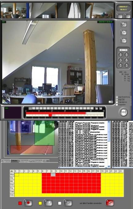 Netzwerkkamerasoftware